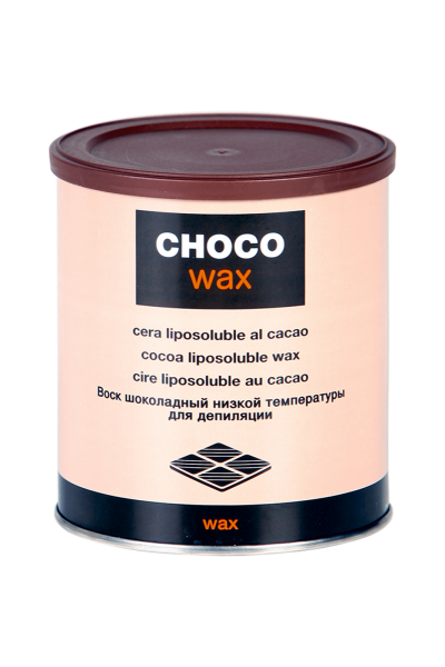 Warmwachs in Dose | Choco