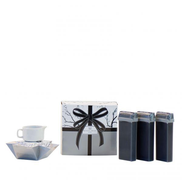 Detox-Box: 3 Roll-Ons und 1 Öl-Massagekerze | Luxe Detox