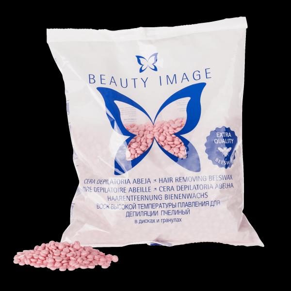 Bienenheißwachs-Perlen | pink