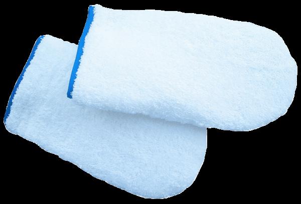 Maniküre-Handschuhe aus Baumwolle