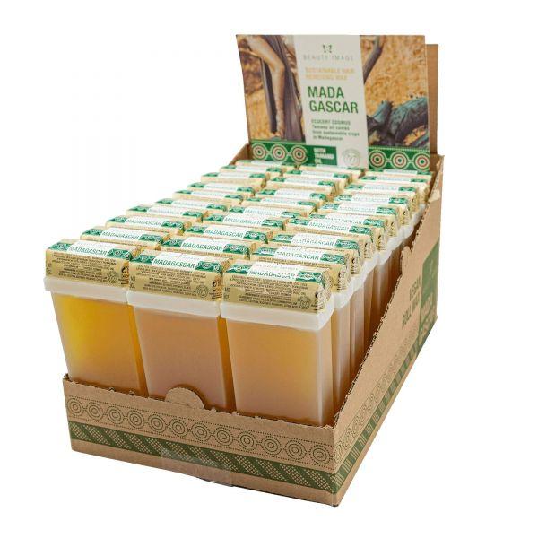 Paket: Warmwachs Roll-On (30 Stück) | Vegan (öllöslich)