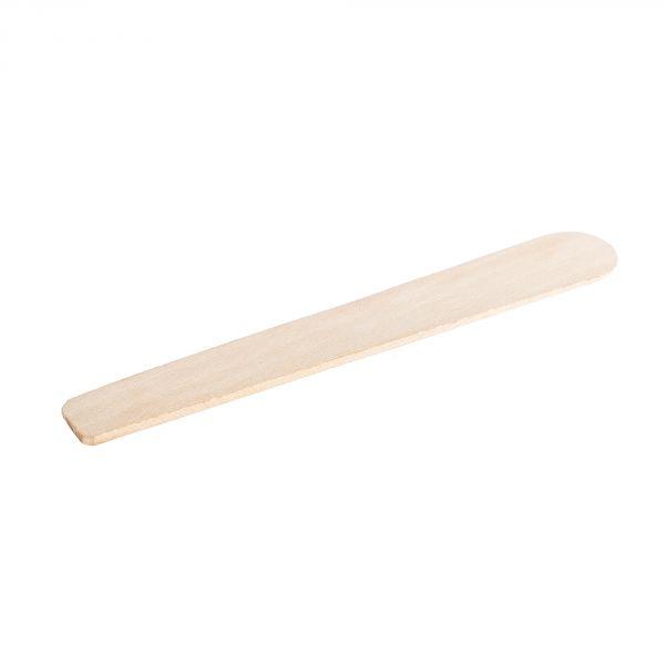 Spatel für Waxing | Holz | groß