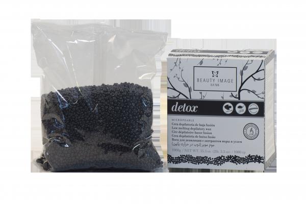 Heißwachs-Perlen Luxe Detox